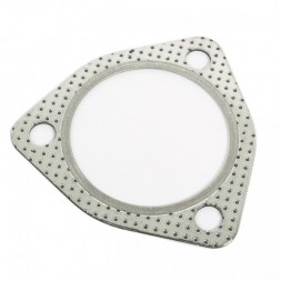 "Blox Racing 2.5"" 3-Hole Exhaust Gasket"