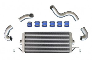 Greddy Type 24-E Intercooler Kit - Honda Civic FK8 Type R