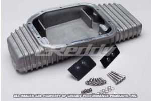 Trust Greddy Large Capacity Oil Pan - Nissan SR20DET RWD