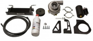 Kraftwerks Supercharger Kit - Race Supercharger DIY Kit C30-94