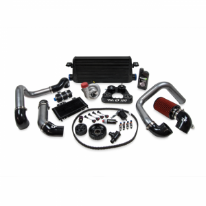Kraftwerks Supercharger Kit - Honda S2000 2006-2009 (Black)