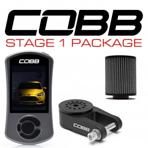 COBB Tuning Stage 1 Power Package - Ford Focus ST 2013-2019