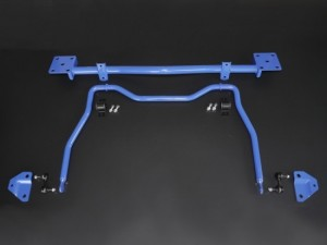 Cusco Rear Sway Bar Kit - Toyota Hiace 2005-2018 Standard Body 2WD (28mm Solid)