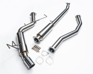 Agency Power Exhaust System - Honda Civic 1.5T Sedan 2016-2019