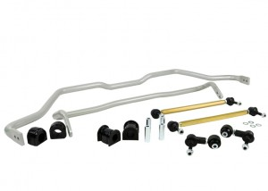 Whiteline Adjustable Front/Rear Sway Bar Kit - Honda Civic 2016-2019
