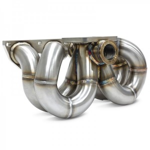 Blox Racing Ramhorn Turbo Manifold - Honda B Series