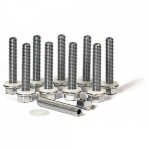 Blox Racing Manifold Stud Kit - 10 Piece