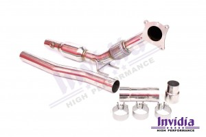 Invidia Catted Down Pipe - VW Golf GTI 2009-2013