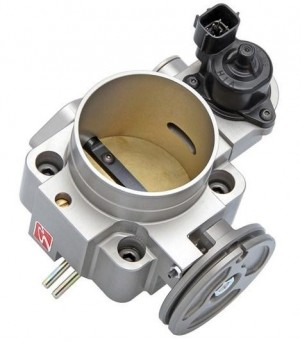 Skunk2 68mm Pro Series Throttle Body - Mitsubishi Evo 7-9 (Silver)