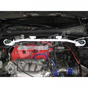 Ultra Racing 4 Point Front Strut Bar - Honda Integra DC5 (Type S and Type R)