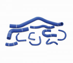 Mishimoto Radiator Hose Set - Honda Civic 1988-1991 (Blue)