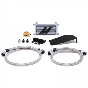 Mishimoto Oil Cooler Kit - Honda Civic FK8 Type R 2017-2020 (Silver)