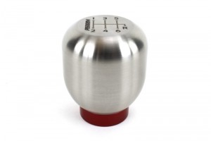 Perrin Performance Weighted Shift Knob - Honda Civic 2016-2019 6MT (Silver)