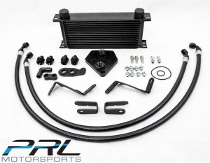 PRL Motorsports CVT Cooler Kit - Honda Civic 2016-2020 1.5T