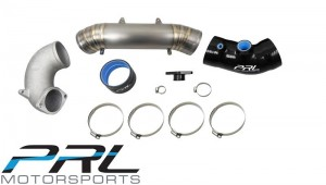PRL Titanium Inlet Pipe Kit - Honda Civic Type R FK8 (PRL High Volume Intake)