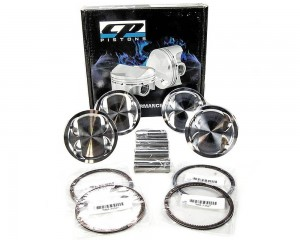 CP Carrillo Piston Set - Honda B18C/LS VTEC (9.0:1/81.5mm)