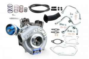 Tomei ARMS MX7967 Turbo Kit - Mitsubishi Evo 4-9