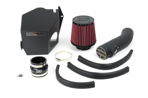 GrimmSpeed Cold Air Intake - Subaru 08-14 WRX/STI, 09-13 Forester XT (Black)