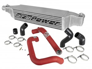 aFe Bladerunner GT Intercooler Kit - Honda Civic 1.5T 2016-2020 (Red Pipes)