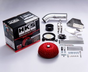 HKS Racing Suction Intake Kit - Honda Civic FK8 Type R (with AFR Correction)