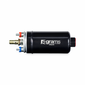 Grams Performance In-Line Fuel Pump - 440 Universal