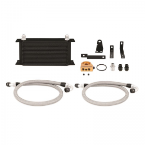 Mishimoto Thermostatic Oil Cooler Kit - Honda S2000 1999-2003 (Black)