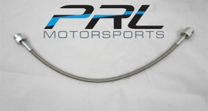 PRL Motorsports Braided Clutch Line - Honda Civic FK8 Type R