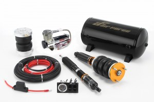 Airforce Air Suspension Universal Kit - Honda Accord CL 2002-2008