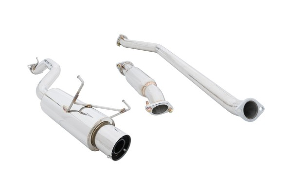 Megan Racing Drift Spec Exhaust Honda Integra Dc5 Type Stype R
