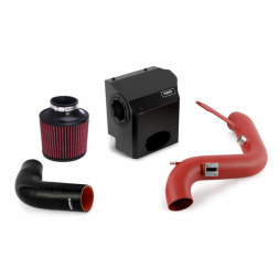 Mishimoto Performance Air Intake - Ford Fiesta ST 2014-2019 (Wrinkle Red)