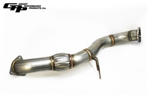 """Greddy 3"""" Front Over Pipe  - Honda Civic FK8 Type R"""