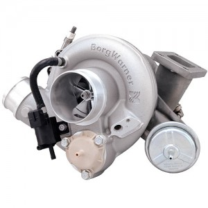 Borg Warner EFR 6758-A - 0.64 A/R T25 Single Scroll Turbine Housing (Internal Wastegate)