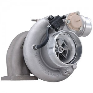 Borg Warner EFR 7670-D - 1.05 A/R T4 Twin Scroll Turbine Housing (External Wastegate)