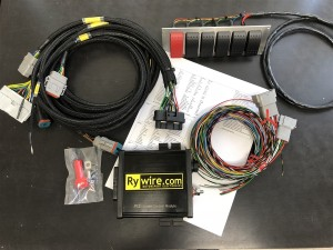 Rywire Universal Chassis Harness W/PDM System