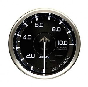 Defi Advance A1 60mm Gauge - Oil Pressure