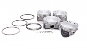 Wiseco Piston Set - Honda K24 with K20 Head (11:1/87mm)