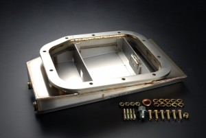 Tomei Large Capacity Oil Pan - Nissan SR20