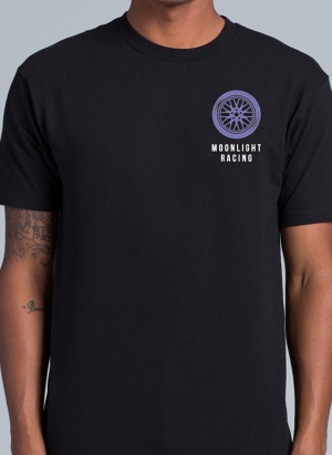 Moonlight Racing Wheel Series Tee - VS-XX (S)