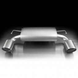 Remus Axle Back Exhaust - Nissan 370Z