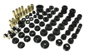 Energy Suspension Master Bush Set - Honda Civic EG 1992-1995/Del Sol 1994-1997 (Black)