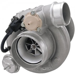 Borg Warner EFR 8374-C - 0.92 A/R T4 Twin Scroll Turbine Housing (Internal Wastegate)