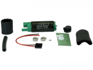 AEM 340LPH E85 Compatible Fuel Pump - Universal Kit