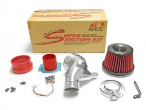 A'PEXi Super Suction Intake Kit - Nissan Silvia S13/180SX SR20DET (80mm MAF)
