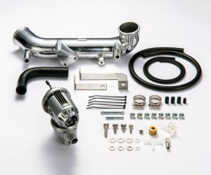 HKS SSQV Blow off Valve Kit - Honda Civic Type R FK8