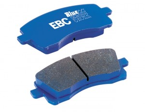 EBC Blue Stuff Brake Pad Set - Honda Civic FK8 Type R 2017-2020 (Front)
