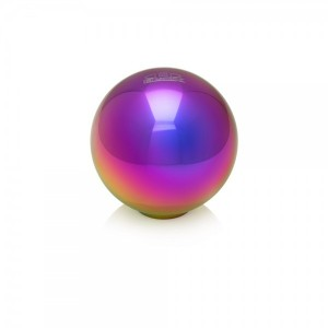 Blox Racing Neochrome 490 Spherical Shift Knob - 10x1.25 Thread