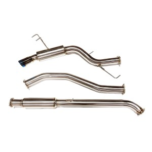 Blox Racing Exhaust System - Honda Civic 1.5T Sedan 2016-2020 (non RS)
