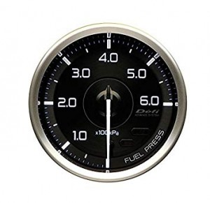 Defi Advance A1 60mm Gauge - Fuel Pressure