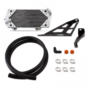 Mishimoto Performance Secondary Race Radiator - Honda Civic Type R FK8