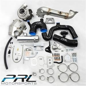 PRL Big Turbo Upgrade Kit - Honda Civic 2016+ (GTX2860R Gen2/.64AR/Race DP/Race MAF)